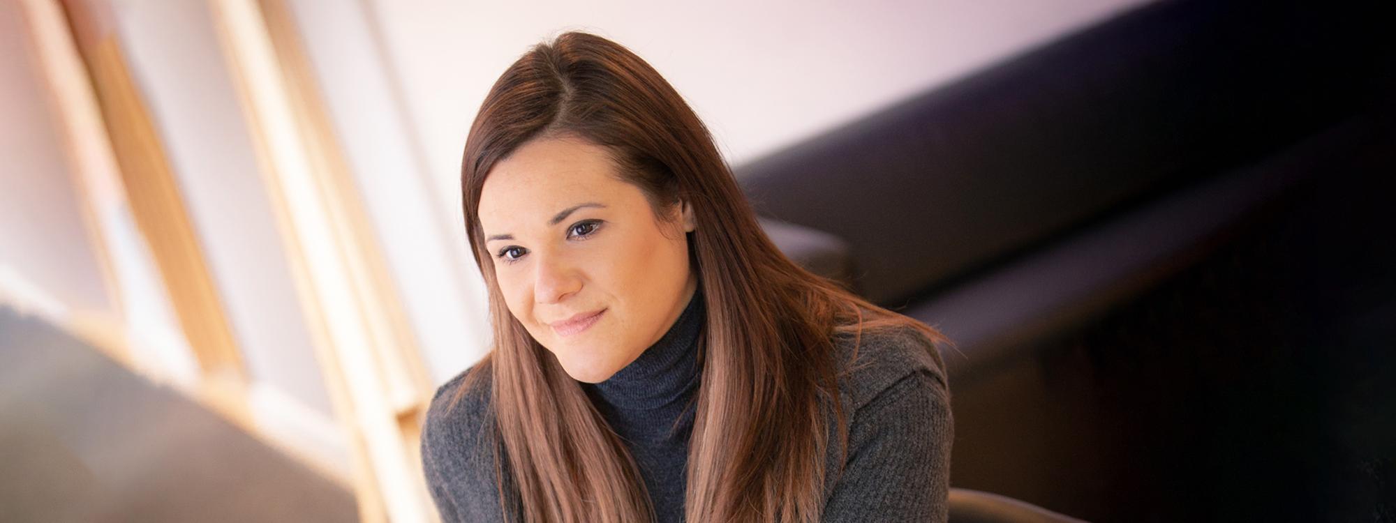Natalie Potts: I began with the end in mind