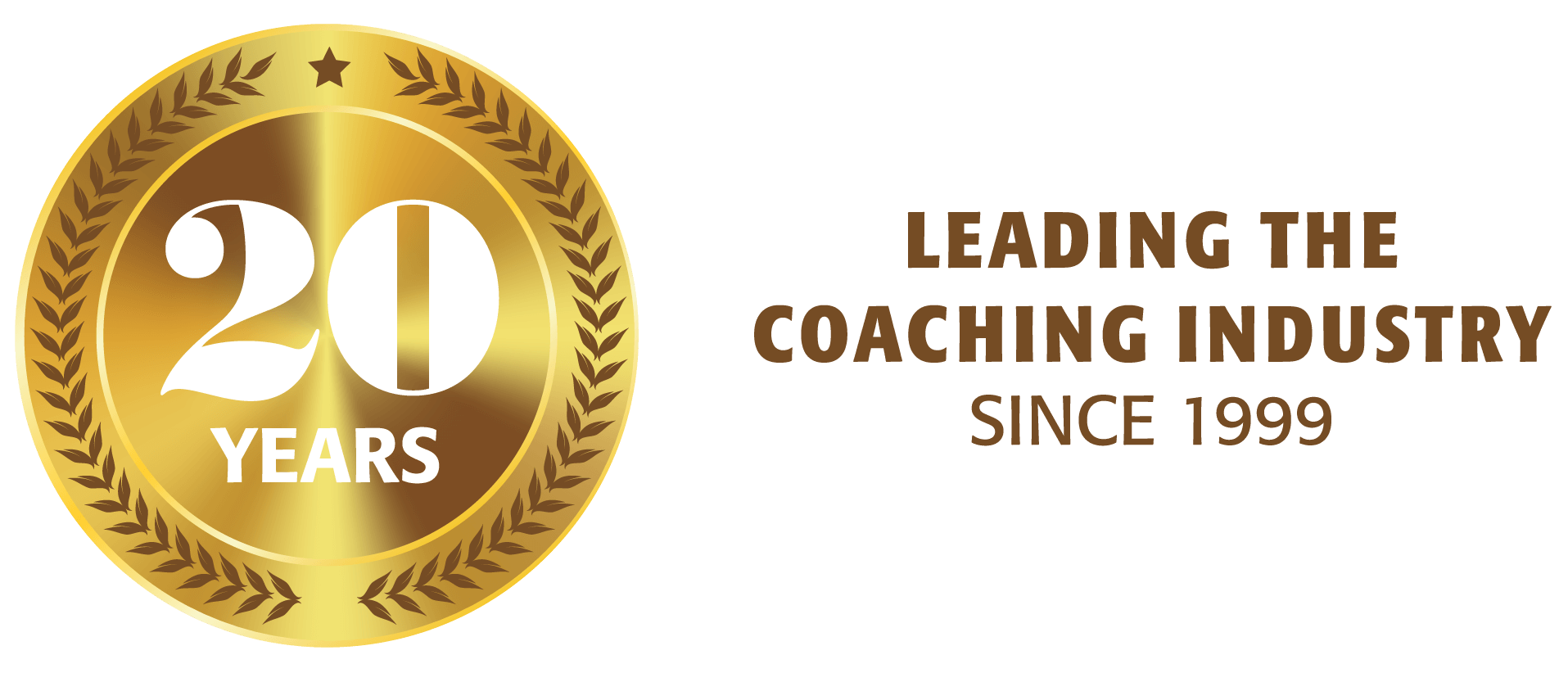 Leading the coaching industry for 20 years image