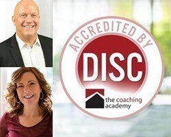 DISC Accreditation Workshop with Dave Pill & Sharon Lawton