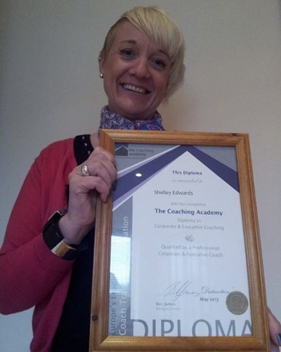 The Coaching Academy Graduate